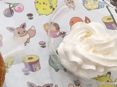 ミスタードーナツ トッピングホイップクリーム
