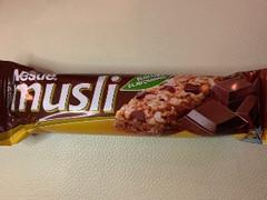 ネスレ Musli 袋1本