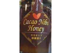 ミールファーム カカオニブ蜂蜜漬け 瓶150g