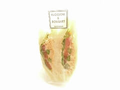 BLOSSOM and BOUQUET 旬のアスパラ・トマト&チキン