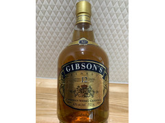 Gibson's Finest 12years old 瓶