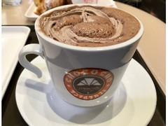 サンマルクカフェ ベルギーチョコココア 1杯