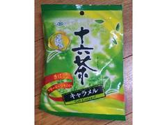 安部製菓 十六茶キャラメル 袋70g