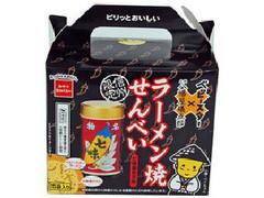 おやつカンパニー ベビースター ラーメン焼きせんべい 箱2枚×15