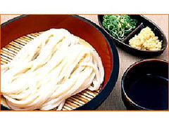 丸亀製麺 ざるうどん 並