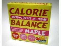 ヘテ カロリーバランス メープル味 箱4本