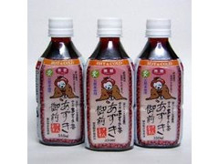 餡のおおすか 會津あずき茶 あずき御前 ペット350ml