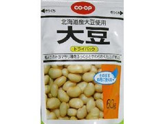 コープ 大豆ドライパック 袋60g