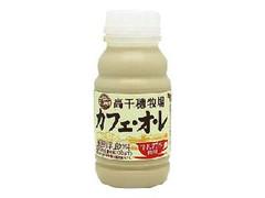 デーリィ 高千穂牧場カフェ・オ・レ ボトル220ml