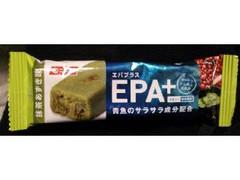 ニッスイ エパプラス 大豆バー 宇治抹茶あずき味 袋30g
