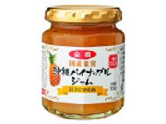 全農 国産果実 沖縄パイナップルジャム 瓶150g