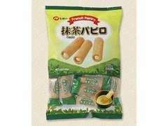 七尾製菓 フレンチ抹茶パピロ 袋80g