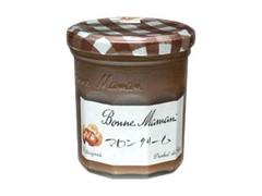 ボンヌママン マロンクリーム 瓶225g