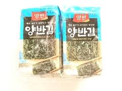 ヤンバン 韓国味付け海苔