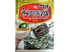 ソチョン 伝統韓国のり 袋8枚