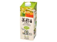 美酢 アップル&カモミール ストレート