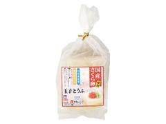 福山コープ 国産さくら卵使用 玉子とうふ 袋100g×3