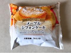シライシパン メープルシフォンケーキ 袋1個