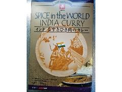 キャニオンスパイス インド なすとひき肉のカレー 箱170g