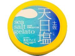 高知アイス 天日塩ジェラート カップ115ml