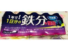 ハック 1日分の鉄分+葉酸 乳酸菌