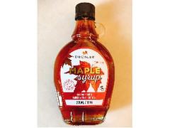 オーバーシーズ デカセール メープルシロップ グレードAアンバー 瓶330g