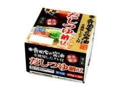 豆紀 寺岡家のだしつゆ納豆 極小粒 パック45g×3