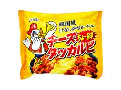 シャイン・オリエンタル・トレーディング 韓国風チーズタッカルビ 汁なし炒めヌードル