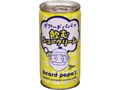 永谷園 ビアードパパの飲むシュークリーム 缶190g