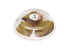万寿や 季菓彩々 柏餅 白・つぶあん パック3個