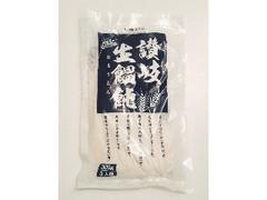 さぬき麺心 讃岐生饂飩 袋300g