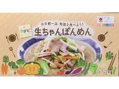 さぬき麺心 ママハピ生ちゃんぽんめん 330g