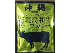 沖縄北谷自然海塩 沖縄 石垣島和牛ビーフカレー