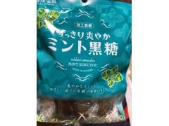 沖縄物産企業連合 すっきり爽やかミント黒糖