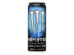 モンスターエナジー アブソリュートリーゼロ 缶355ml