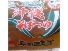 三倉食品 沖縄そばつゆ 与那原そば 320g