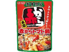 イチビキ ストレート赤からトマト鍋スープ 袋750g