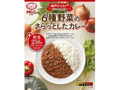MCC 神戸テイスト+ 6種野菜のさらっとしたカレー