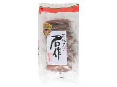 新野製菓 かた焼せんべい 名作 袋10枚