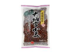 アサヒ食品工業 北海道産 大納言小豆 袋250g