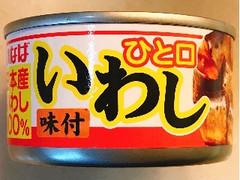 いなば ひと口いわし味付 缶115g