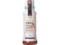 イカリ 季の皿 牡蠣醤油ときざみたまねぎのドレッシング170