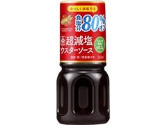イカリ 超減塩ウスターソース250