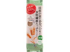 石丸 国産小麦をまるごと使った食物繊維たっぷり細うどん