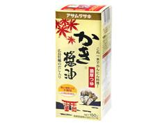 アサムラサキ かき醤油 箱150ml