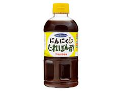 アサムラ グッドセレクション にんにくたれぽん酢 ペット500ml