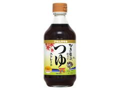 アサムラ かき醤油仕立て つゆ ストレート 瓶400ml