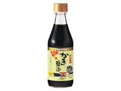 アサムラサキ かき醤油 瓶300ml