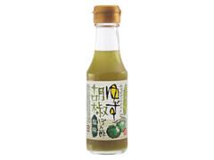 旭食品 ゆず胡椒ぽん酢 塩味 瓶160g