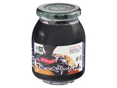 旭食品 朝力 ブルーベリージャム 瓶450g
